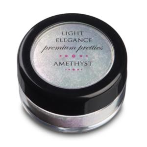 "Efecto en polvo ""Amethyst Premium Pretty"" | Light Elegance"