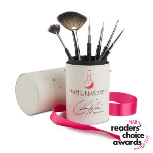 "Kit de Pinceles de Arte ""CELINA RYDEN SIGNATURE SERIES"" 