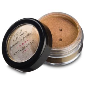 "Efecto en polvo ""Cherry Gold Premium Pretty"" | Light Elegance"