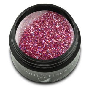 Tickled Pink Glitter Gel UV/LED