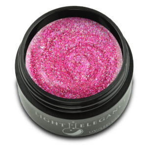 Very Berry Glitter Gel UV/LED