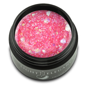 A Peony for Your Thoughts Glitter Gel UV/LED | Light Elegance
