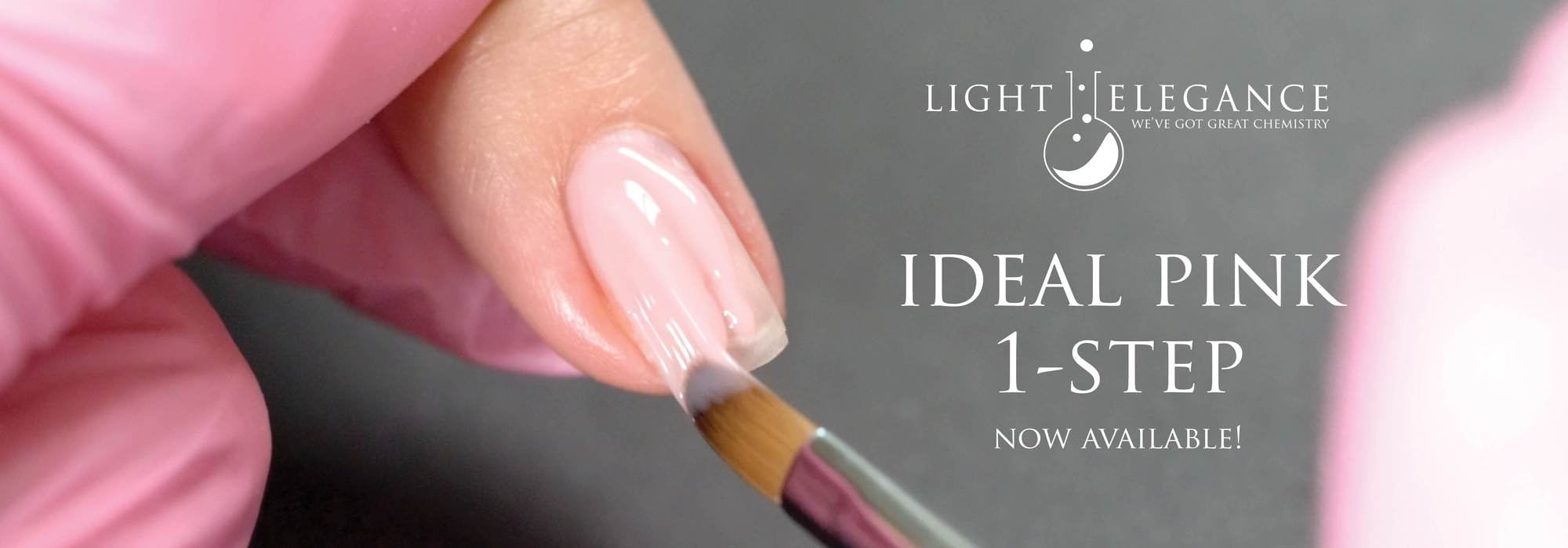 Ideal Pink 1-Step
