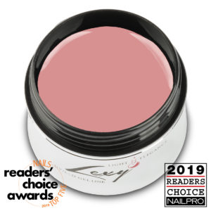 """Ideal Pink 1-Step"" Lexy Line Gel de Construcción | Light Elegance"