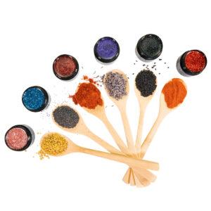 «Spice» Colección Glitter Gel UV/LED