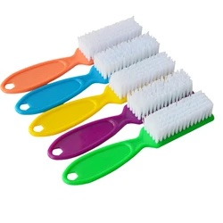Cepillo de Nailon para limpieza de manos | Queen V